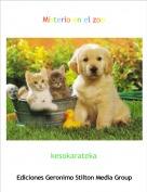 kesokarateka - Misterio en el zoo