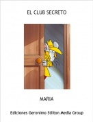 MARIA - EL CLUB SECRETO