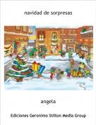 angela - navidad de sorpresas