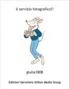 giulia1808 - il servizio fotografico!!