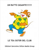 LE TEA SISTER DEL CLUB - UN RATTO GIGANTE!!!!!!!