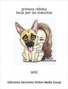 leli2 - primera rebista   locas por las mascotas