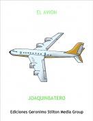 JOAQUINBATERO - EL AVION