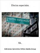 RA. - Efectos especiales