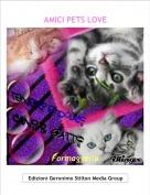 Formaggella - AMICI PETS LOVE