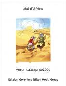 Veronica30aprile2002 - Mal d' Africa