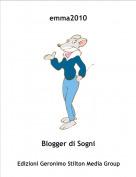 Blogger di Sogni - emma2010