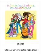 Shafita - El Club de Tea Y El Misterio De La Estatua De N.Y
