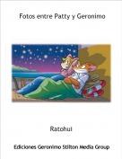 Ratohui - Fotos entre Patty y Geronimo