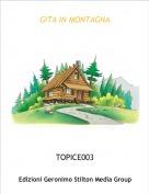 TOPICE003 - GITA IN MONTAGNA