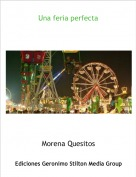 Morena Quesitos - Una feria perfecta