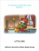 LITTLE BEE - Il concorso del libro più  bello!!!