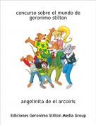 angelinita de el arcoiris - concurso sobre el mundo de geronimo stilton