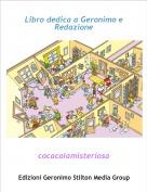 cocacolamisteriosa - Libro dedica a Geronimo e Redazione