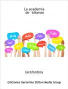 larafontina - La academia  de  idiomas