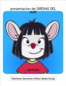pichula - presentacion de SIRENAS DEL MAR