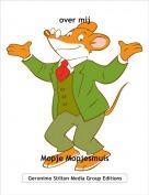 Mopje Mopjesmuis - over mij