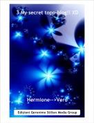 Hermione-->Vero - 3 My secret topo-blog!! XD