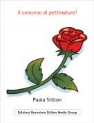 Paola Stilton - il concorso di pettinature!
