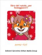 punny>>ILA! - libro del natale..per festeggiare!!!