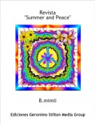 B.mimli - Revista