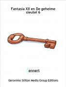 Lennert - Fantasia XII en De geheime sleutel 6