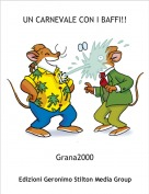 Grana2000 - UN CARNEVALE CON I BAFFI!!