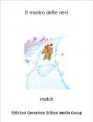 maick - Il mostro delle nevi