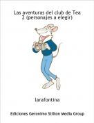 larafontina - Las aventuras del club de Tea 2 (personajes a elegir)
