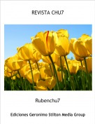 Rubenchu7 - REVISTA CHU7
