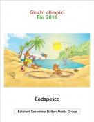 Codapesco - Giochi olimpiciRio 2016