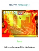 Foots - EFECTOS ESPECIALES 3