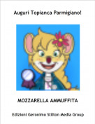 MOZZARELLA AMMUFFITA - Auguri Topianca Parmigiano!