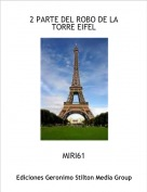 MIRI61 - 2 PARTE DEL ROBO DE LA TORRE EIFEL