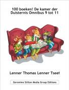 Lenner Thomas Lenner Tseef - 100 boeken! De kamer der Duisternis Omnibus 9 tot 11