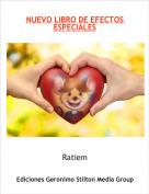 Ratiem - NUEVO LIBRO DE EFECTOS ESPECIALES