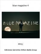 azu¡¡ - blue magazine 4