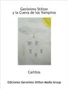 Carlitos - Gerónimo Stiltony la Cueva de los Vampiros