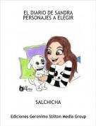 SALCHICHA - EL DIARIO DE SANDRAPERSONAJES A ELEGIR
