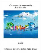 nuca - Concurso de verano de RatiNatalia