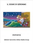 sissinanna - IL SOGNO DI GERONIMO