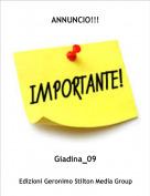 Giadina_09 - ANNUNCIO!!!