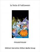 mousemouse - la festa di halloween
