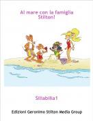 Siliabilia1 - Al mare con la famiglia Stilton!