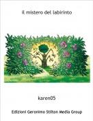 karen05 - il mistero del labirinto
