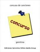 gemitina - concuso de canciones