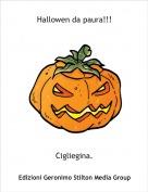 Cigliegina. - Hallowen da paura!!!