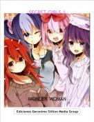 WONDER WOMAN - SECRET GIRLS 1