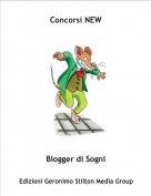 Blogger di Sogni - Concorsi NEW