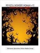 wonder woman - REVISTA WONDER WOMAN nº2 ESPECIAL HALLOWEN
